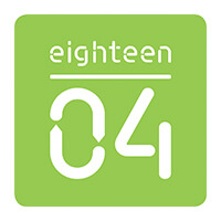 Eighteen 04 Logo