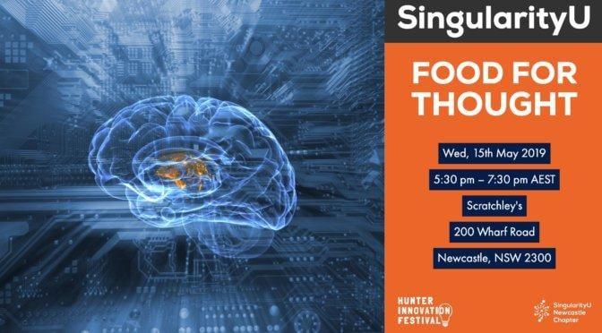 SingularityU: Food For Thought