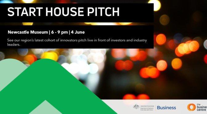 Start House Pitch Night – Newcastle