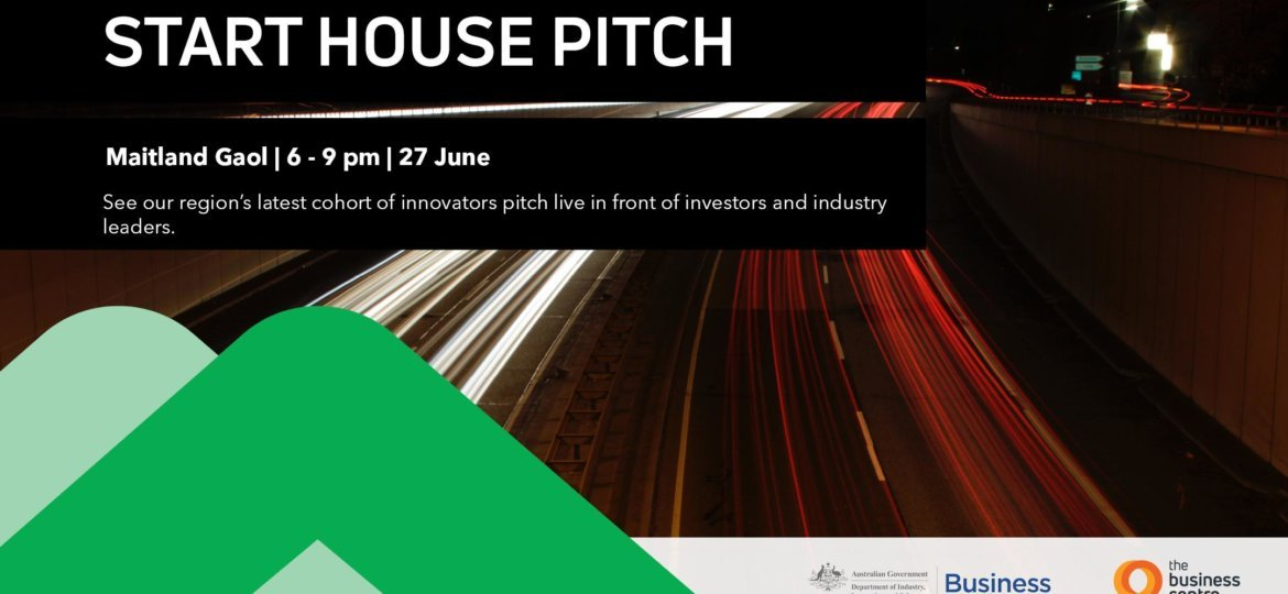 Start House Pitch Night - Maitland
