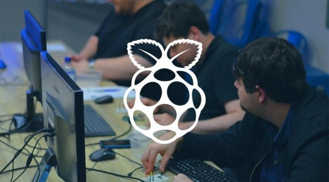 Workshop: Raspberry Pi Beginners (Learn to Code & Prototype Circuits)