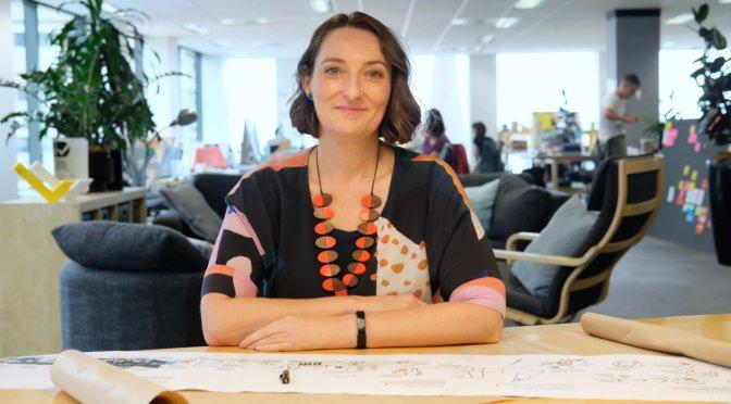 The design leadership gap – Karina Smith, Meld Studios