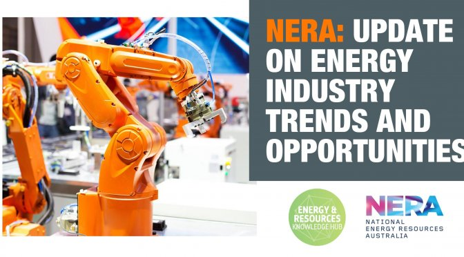 NERA: Update on Energy Industry Trends and Opportunities