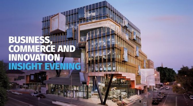 Business, Commerce & Innovation Insight Evening