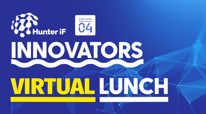 Innovators Virtual Lunch